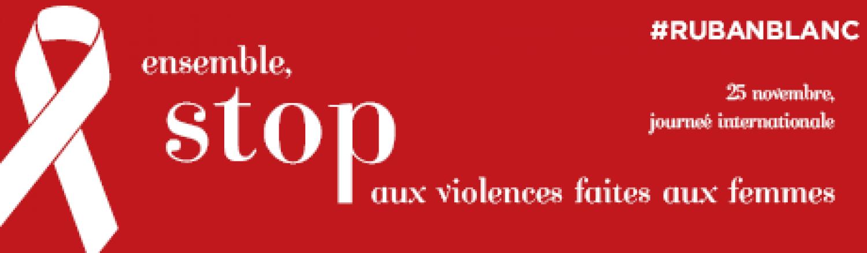 stop violence faite aux femmes
